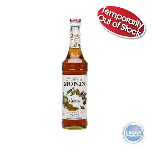 Monin Syrup 700ml - Caramel