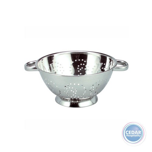 Colander Stainless Steel - 5 Sizes