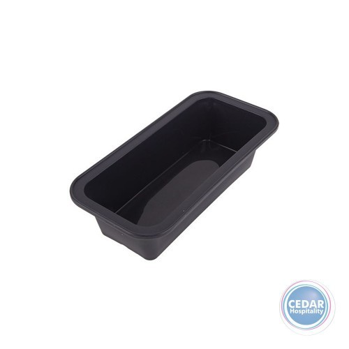 Daily Bake Silicone Loaf Pan 24 X 10 X 6cm Charcoal