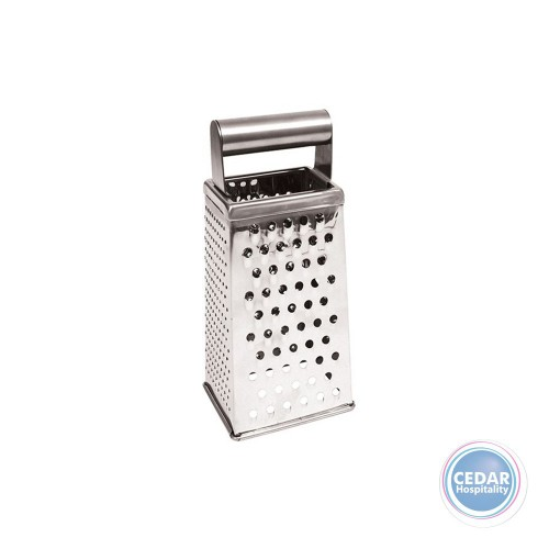 Appetito S/S 4 Sided Deluxe Grater