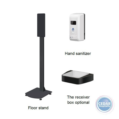 Hand Sanitiser Station Automatic with Infrared Autosensing
